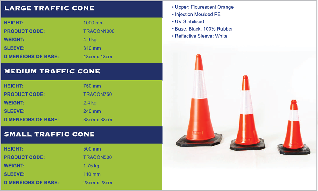 large traffic cone 3